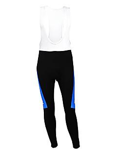 Kooplus Cyklo kalhoty Pánské Jezdit na kole Prodyšné Zahřívací Zateplená podšívka Propustnost vůči vlhkosti NositelnýCyklistické kalhoty