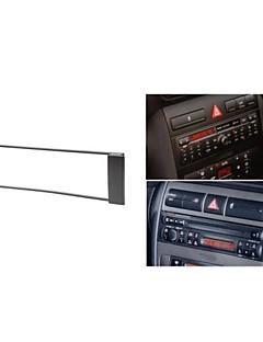 Radio Fascia Facia Trim installation Kit for AUDI A3 8L 2000-2003 A6 4B 2000-2001 Leon 1999-2005 FIAT Scudo 2007+