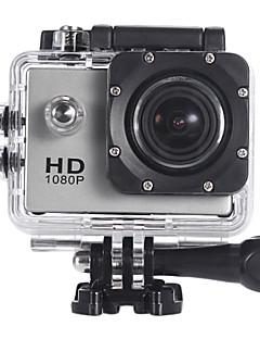 HD1080P-F23V Mini Actie Camcorder (Zilver)