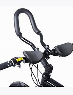 Mountain Bike liga de alumínio integrado Resto do guiador