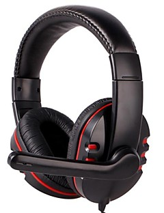 Gaming Headset met microfoon / Voice Control voor PS4/PS3/PC/Xbox360