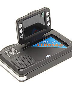"""SQ680S 2.0 """"TFT HD Auto DVR Radar Detector G-Sensor"""