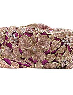 krystall bryllup / spesiell anledning clutcher / kveld håndvesker (flere farger)