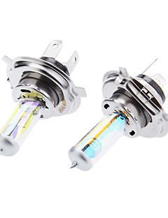 Lampadina H4 60/55W 12V Halogen Light Riempito con Xenon Light Giallo