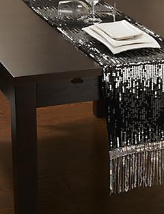 Paljetter dusker Design Table Runner