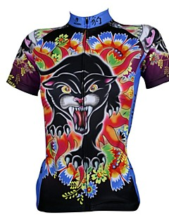 PALADIN® Cycling Jersey Women's / Men's Short Sleeve Bike Breathable / Quick Dry / Ultraviolet Resistant Jersey / Tops 100% Polyester