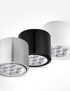 7W LED montage encastré Lumières Cylindre Shape réglable.