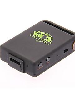 GPS / GSM / GPRS de mini rastreador de posição para o carro / dispositivo de rastreamento / com slot para cartão SD