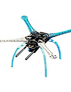 S500 500mm Carbon Fiber Upgrade Kit Frame F450 Quadcopter w / Landing Gear 2-Axis Gopro 3 Brushless Combo cardán