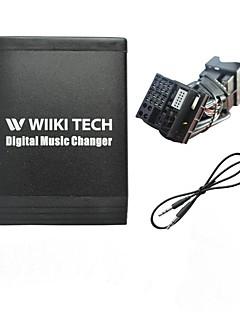 USB SD 3.5mm Aux In ja Bluetooth Valinnainen auto MP3-soitin sovitin 2001-2006 BMW 5 X3 X5 Z4 Z8 MINI R5X 40 lattanastalla