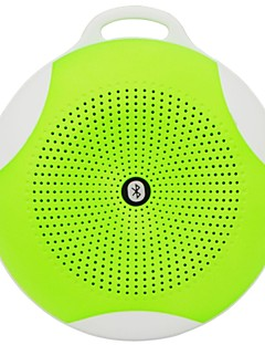 Outdoor Sports 3W Bluetooth V3.0 Speaker with FM Radio/AUX/TF/Microphone