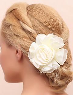 Dame/Blomsterpige Bomuld/Stof Medaljon Bryllup/Speciel Lejlighed Blomster Bryllup/Speciel Lejlighed