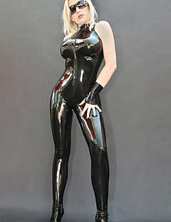 Punk Ladygaga Zentai Suits Stage Sexy Uniform Cosplay Costumes Superstar Festival/Holiday Halloween Costumes Leotard/Onesie Halloween Carnival Female