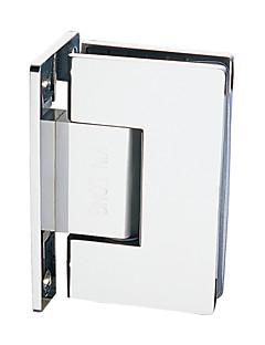 Fleksibel Reset Stainless Steel By Hand Polering (Mirror / Matt) For Frameless dørhengselen