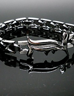 Jewelry Inspired by Death Note Naruto Uzumaki Anime Cosplay Accessories Bracelet Silver Alloy Male
