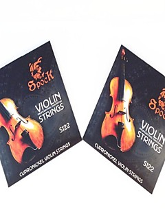 2Pcs  Deutsche Violin String S122 Set Fit For 1/8-4/4 Violin