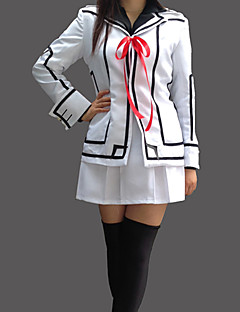 Cosplay Costume Inspired by Vampire Knight Cross Academy Night Class Girls' School Uniform VER.