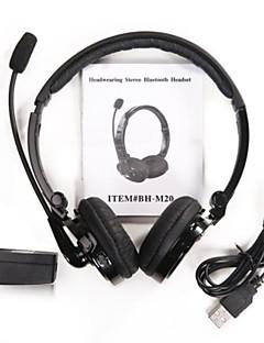 BH-M20 стерео наушники Bluetooth для беспроводной над ухом для iPhone Самсунг Ноутбук PC мобильного телефона