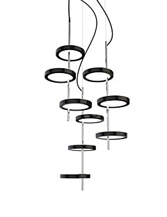 Modern Design Contracted  Mini Pendant LED Ring Ceiling Light