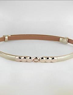 Women Waist Belt,Casual Leather All Seasons