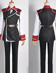 inspirado en valvrave Haruto tokishima trajes de cosplay