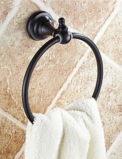 Oil Rubbed Bronze Wall-mounted Towel Ring