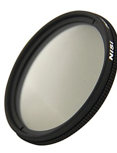 nisi® 46mm pro CPL ultra dunne circulaire polarisator lensfilter