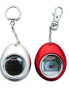Mini 1.5 Inch Digital Photo Frame with Key Ring