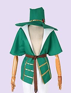 il labirinto di Yunan magia cosplay costume