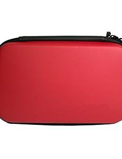כיסוי eva קשה לשאת נסיעות כיס מקרה תיק עור שרוול עבור Nintendo 3DS XL / ll