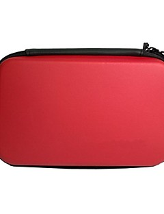duro carry viajes bolsa bolsa caso de la cubierta de la piel de la manga eva para nintendo 3ds xl / ll