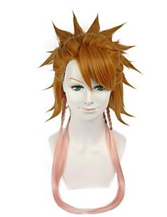 Anime Black Butler Kuroshitsuji Joker Golden Yellow Gradient Cosplay Wig