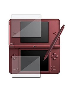 ultra chiaro protezione dello schermo della pellicola della protezione dell'affissione a cristalli liquidi per Nintendo NDSILL NDSiXL