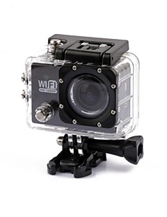SJ5000 Action Kamera / Sportskamera 4608 x 3456 WIFI Vandtæt Anti-Chock 2 CMOS 32 GB H.264 30 M Universel