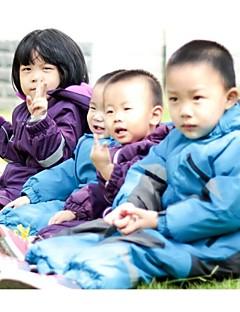 ביגוד סקי ז'קטים לחורף / סרבל / מדים בסטים לילדים ביגוד חורף ניילון הלבשת חורףעמיד למים / נושם / שמור על חום הגוף / עמיד / לביש / נגד