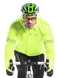 MYSENLAN® Cycling Jacket Men's Long Sleeve Bike Breathable / Thermal / Warm / Quick Dry / Windproof / Ultraviolet Resistant / Rain-Proof