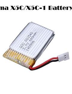 Syma X5C/X5C-1 Explorers Parts X5C-11 3.7V 500mAh Update 3.7V 680mAh Lipo Battery