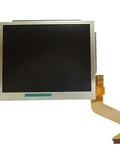 닌텐도 DSI NDSI를위한 교체 가능한 상단 LCD 디스플레이 화면 수리