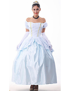 Enchanting Princess Cinderella Elite Collection Adult Halloween Costume - Free Size