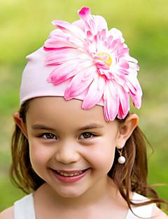 Hattar Headpiece Blomflicka Bröllop/Speciellt Tillfälle Tyg Bröllop/Speciellt Tillfälle