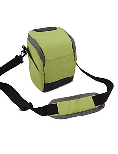 dengpin® en-skulder kamera taske med regnslag til sony A6000 a5100 A5000 nex 5t nex-5r nex-5n nex-6 18-55 eller 16-55