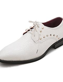 TPU witte jurk schoenen