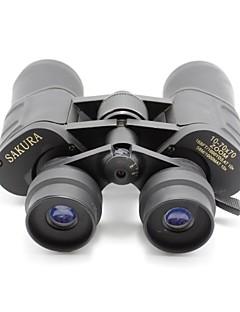 SAKURA 10-70 x 50 10x50 Day Night Sport Zoom Compact Travel Watching Binoculars