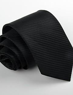 Krawat-Dla mężczyzn-Imprezowa / Do biura / Na co dzień-Poliester-Jendolity kolor