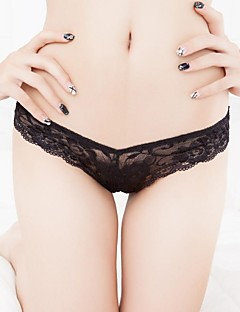Women C-strings , Cotton/Lace Panties