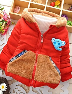 Boy's  Thickened Cotton Padded Jacket