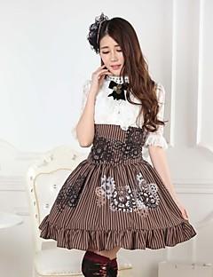 steam alkemi växel Lolita Princess kawaii kjol vackra cosplay