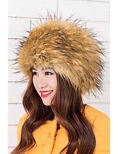 모피 모자 사랑스러운 모피 모자 (더 많은 색상)