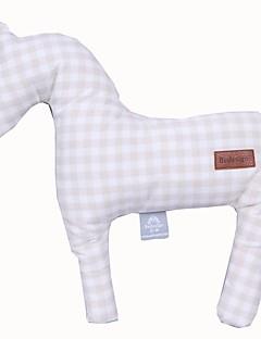 bedesign® mode tecknade djur bomull kasta örngott hem dekorativa kuddfodral med inlägg