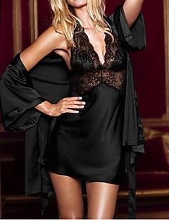 Women's Appeal Nightgown(Robe+Dress)